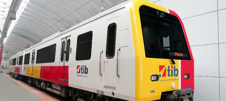 Amics del Ferrocarril pide conservar dos unidades de la serie 61 de SFM para el Museo del Tren